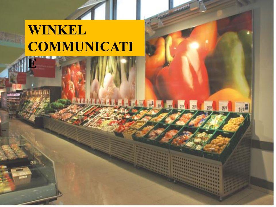 © 2010 Noordhoff UitgeversMarketingcommunicatiestrategie WINKEL COMMUNICATI E