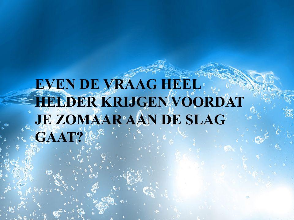 © 2010 Noordhoff UitgeversMarketingcommunicatiestrategie EVEN HELDER KRIJGEN EVEN DE VRAAG HEEL HELDER KRIJGEN VOORDAT JE ZOMAAR AAN DE SLAG GAAT?