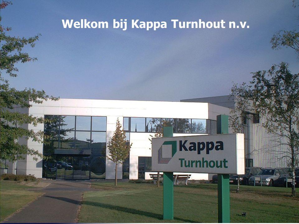 14 Welkom bij Kappa Turnhout n.v.