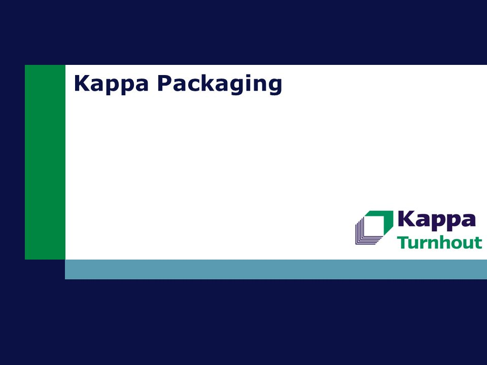 4 Profile Kappa Packaging  Integrated producer with paper and board and packaging operations  Paper and board operations > 15 mills producing kraftliner, testliner, fluting and solid board  Packaging operations > 93 plants providing pan European packaging supply to customers with both corrugated and solid board packaging solutions