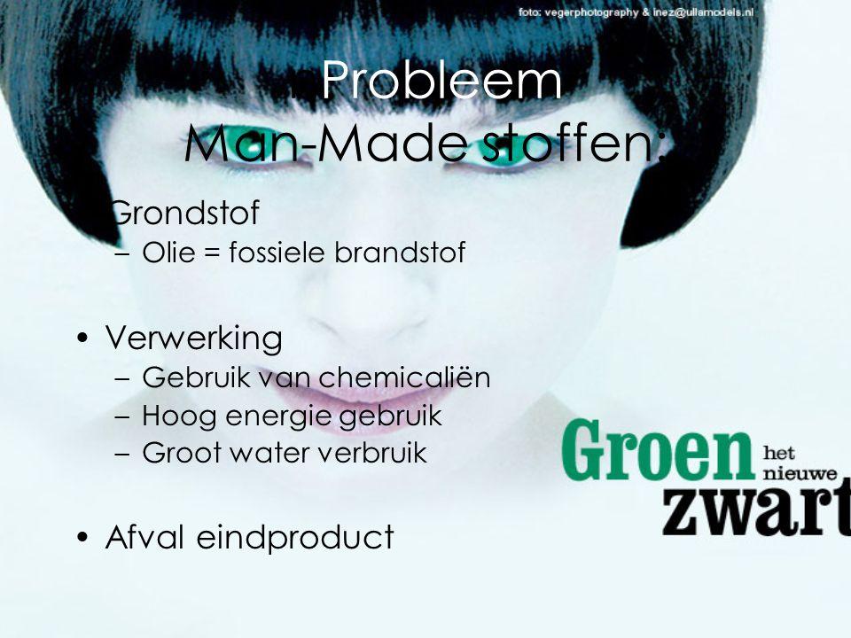 Vervuilers in de goederenketen: •Landbouw •Verwerking tot vezel •Voorbehandelen en veredelen •Confectie •Transport •Verkoop •Wassen, drogen en strijken •Afval