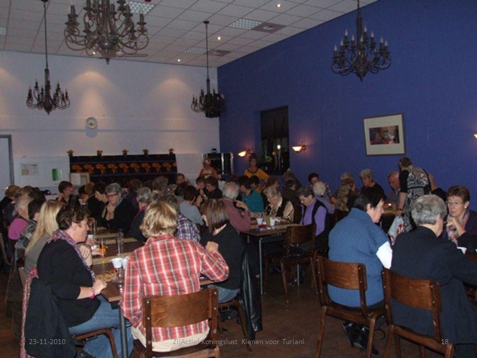 23-11-201018ZijActief Koningslust Kienen voor Turiani