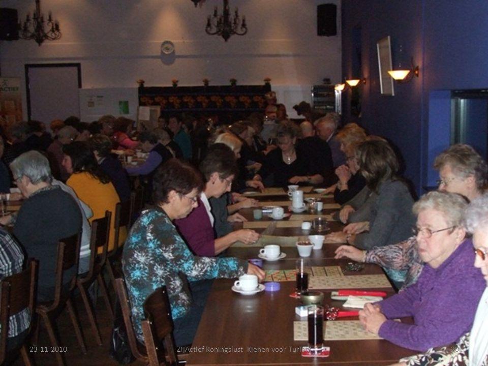 23-11-201020ZijActief Koningslust Kienen voor Turiani