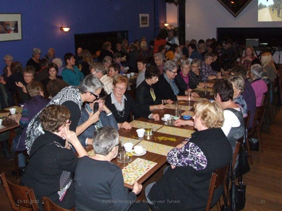 23-11-201021ZijActief Koningslust Kienen voor Turiani