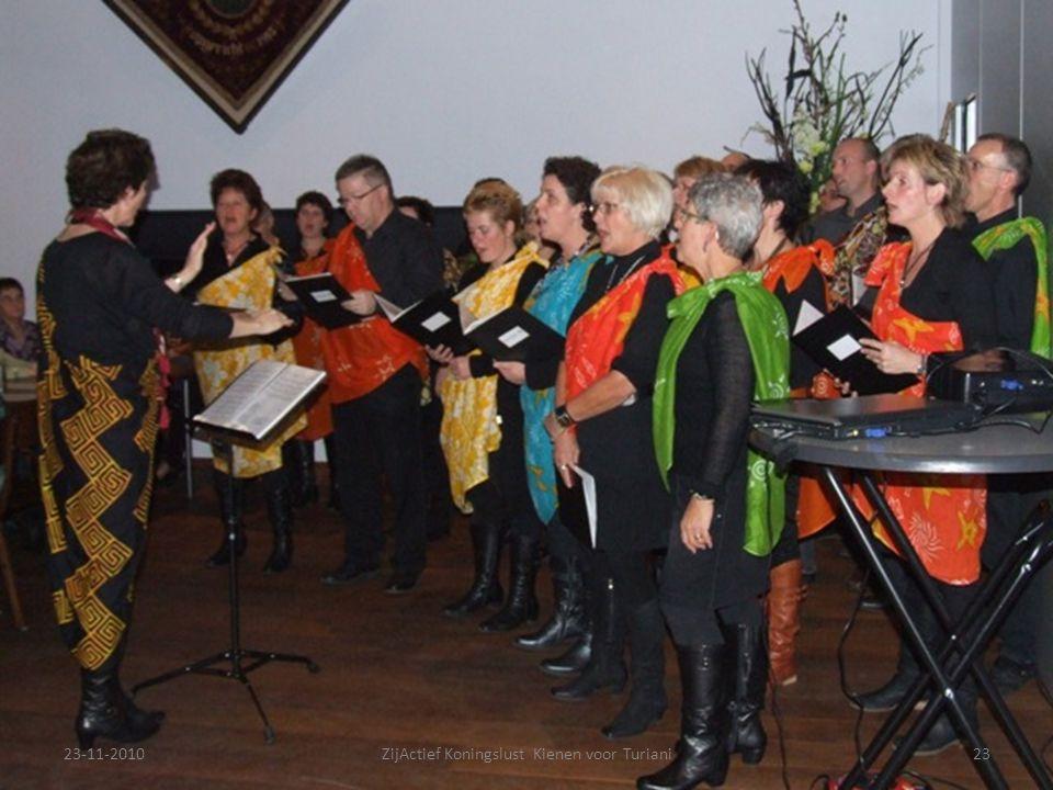 23-11-201023ZijActief Koningslust Kienen voor Turiani