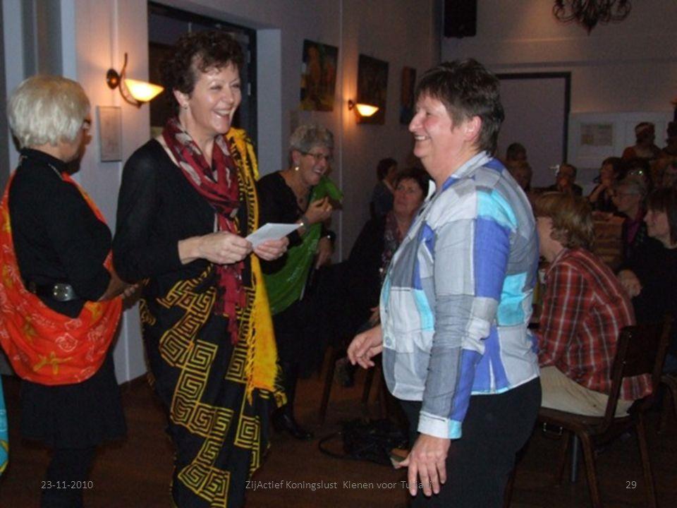 23-11-201029ZijActief Koningslust Kienen voor Turiani