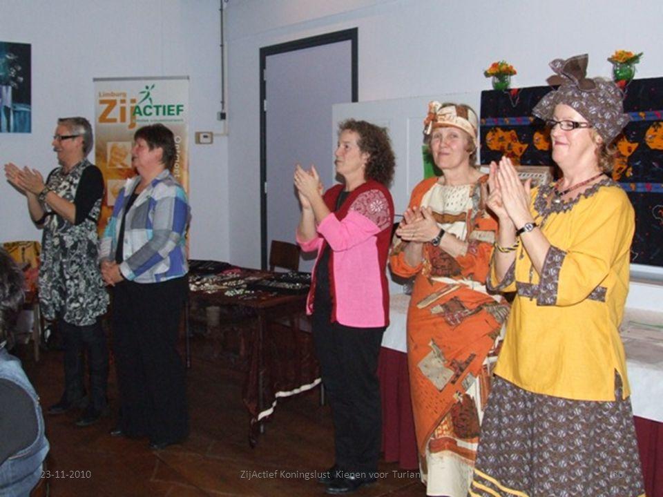 23-11-201030ZijActief Koningslust Kienen voor Turiani