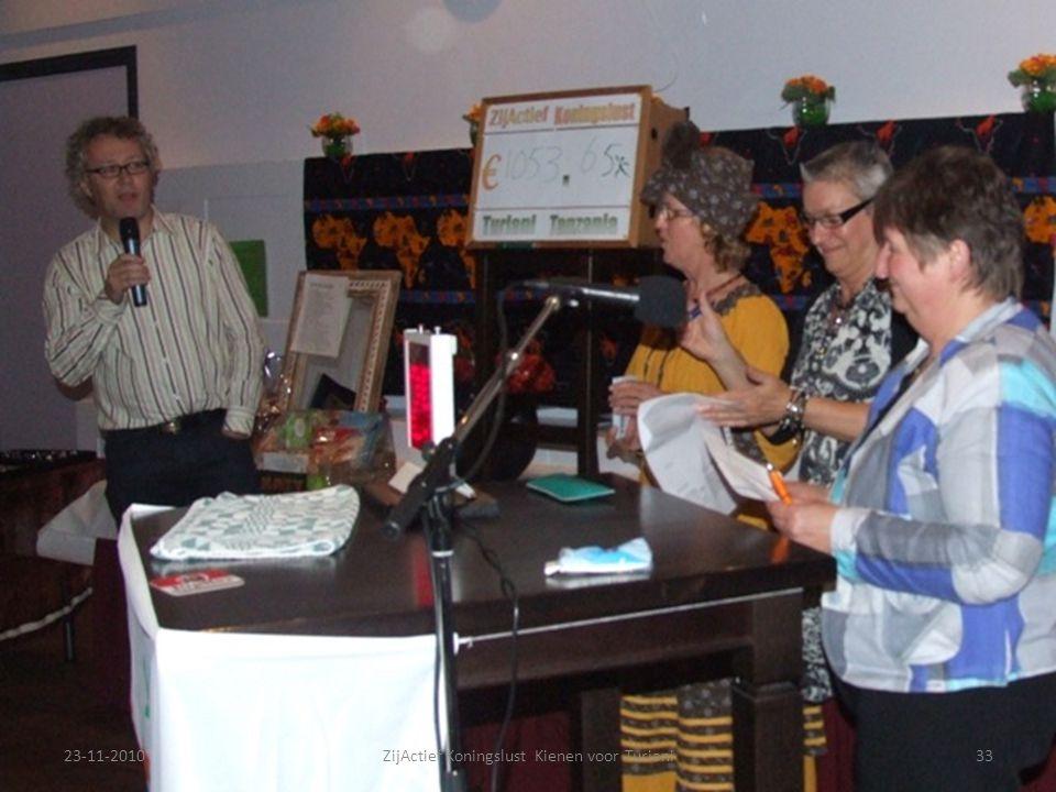 23-11-201033ZijActief Koningslust Kienen voor Turiani
