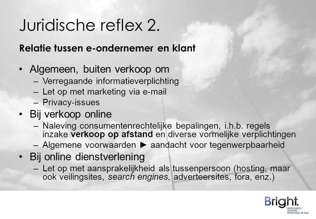 Juridische reflex 2.