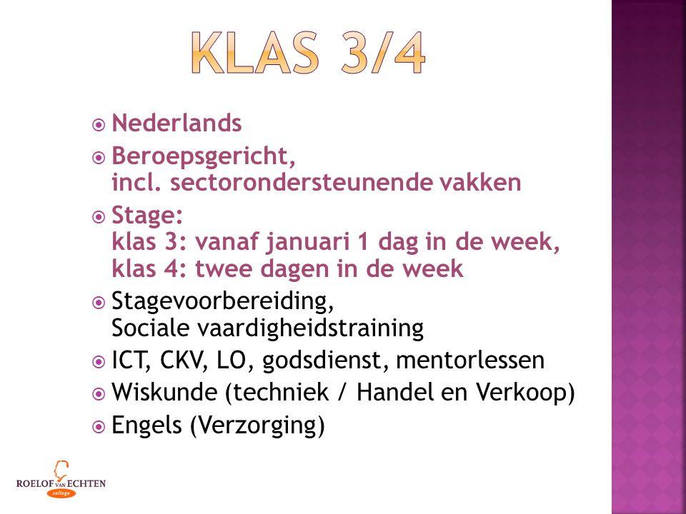  Nederlands  Beroepsgericht, incl.