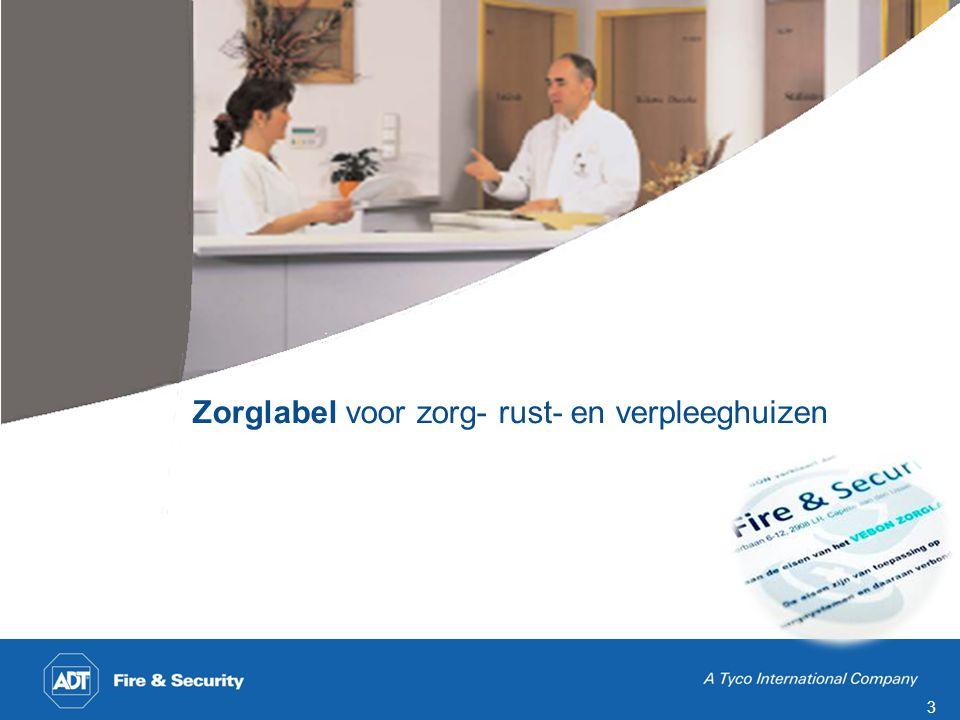 3 Zorglabel voor zorg- rust- en verpleeghuizen