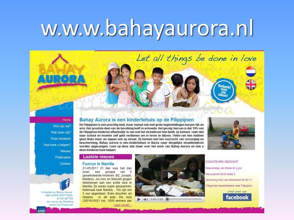 w.w.w.bahayaurora.nl