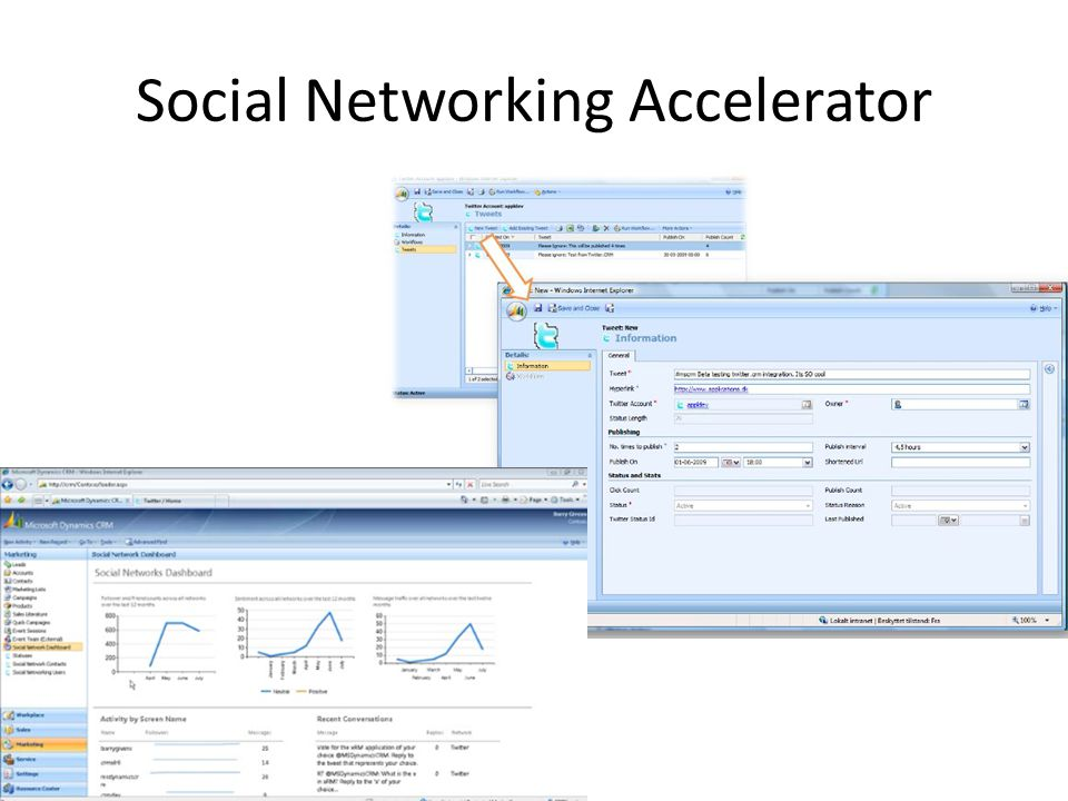 Social Networking Accelerator