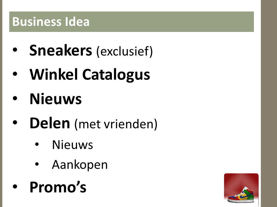 Unique Selling Points • Nichemarkt • Weinig/geen concurrentie • Weinig kosten • Winwinwin voor gebruiker/brands/retailers • Schaalbaar/uitbreidbaar