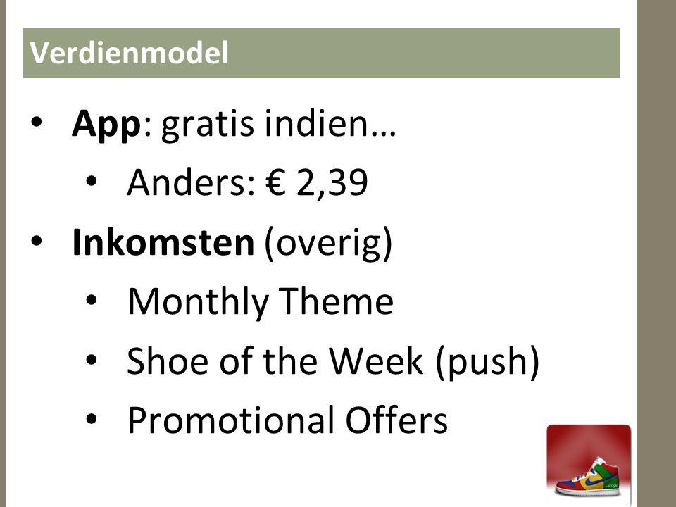 Ontwikkeling • Eigen beheer • Geen investeerders • Inbreng partners: € 4000 • Tijdsbestek • 1 e kwartaal: Ontwikkeling • 2 e kwartaal: Release