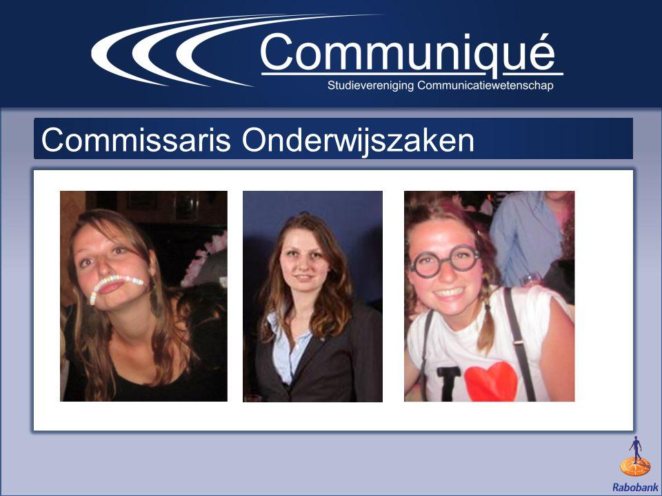 Commissaris Onderwijszaken