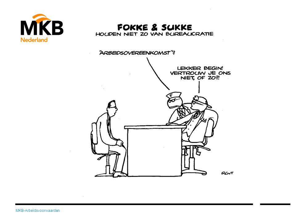 MKB-Arbeidsvoorwaarden