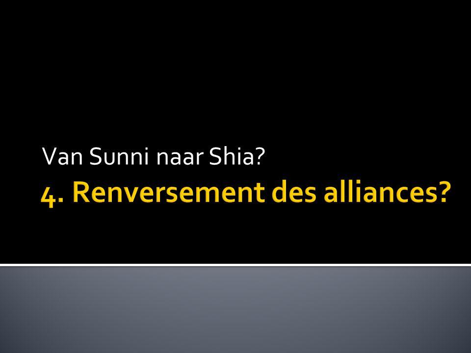 Van Sunni naar Shia