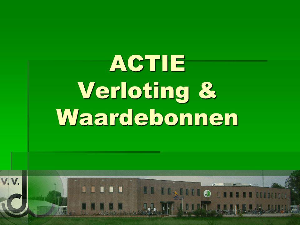 ACTIE Verloting & Waardebonnen