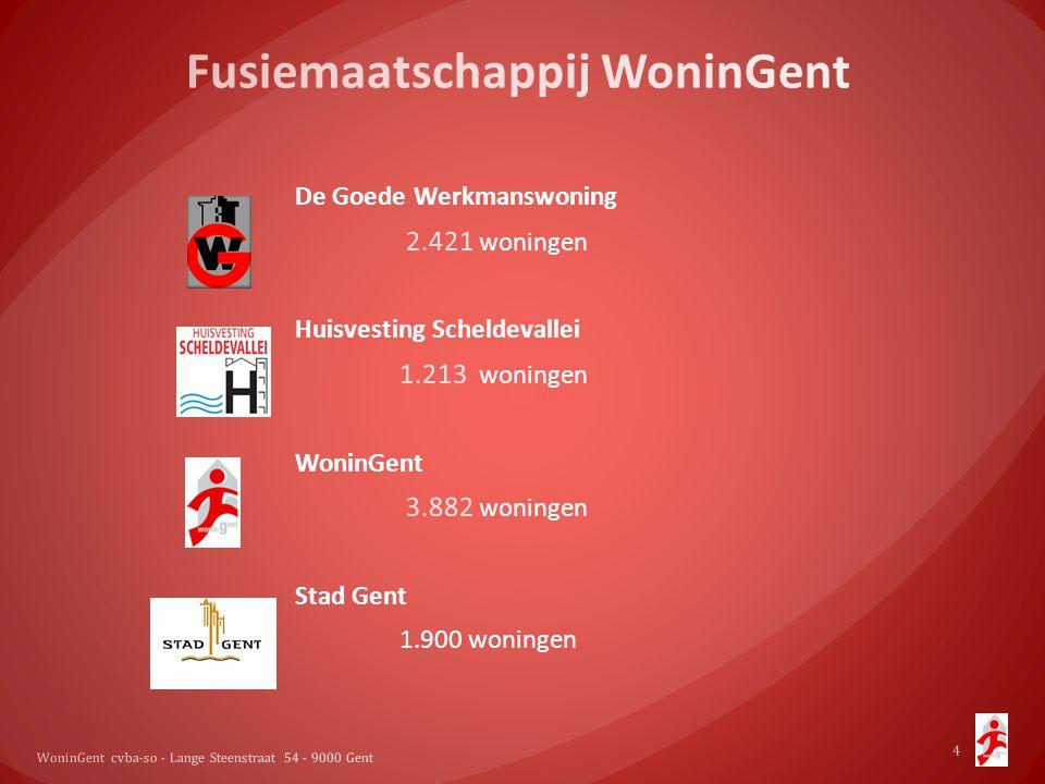WoninGent cvba-so - Lange Steenstraat 54 - 9000 Gent 15