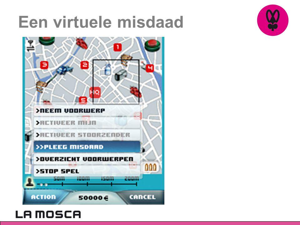 Een virtuele misdaad