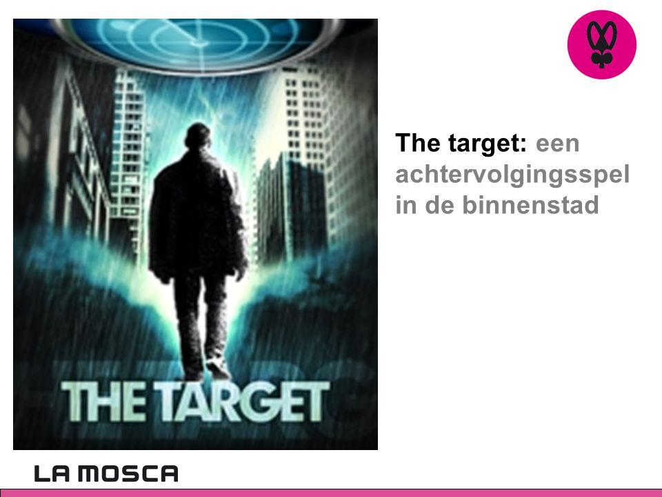 The target: een achtervolgingsspel in de binnenstad