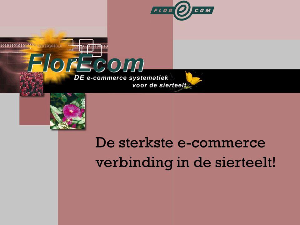 Sluit u zich ook aan bij FlorEcom? Vragen en discussie