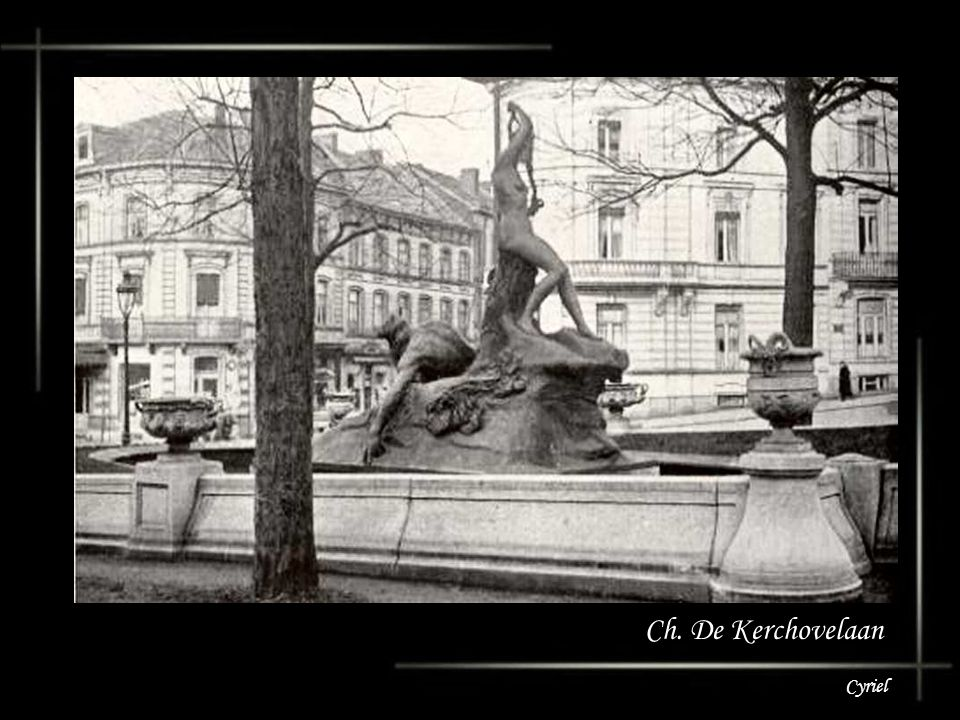Cyriel Ch. De Kerchovelaan