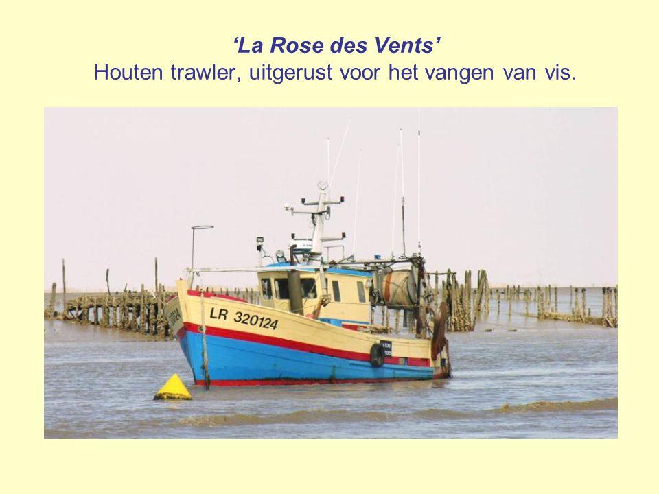 Terug naar de Port du Pavé.