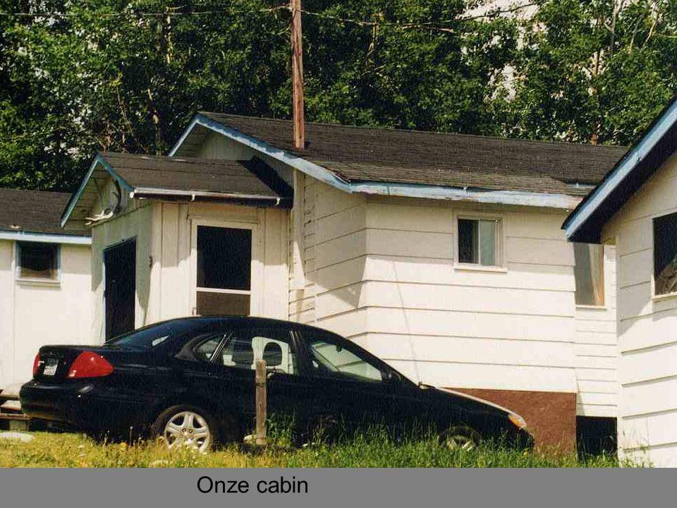 Onze cabin
