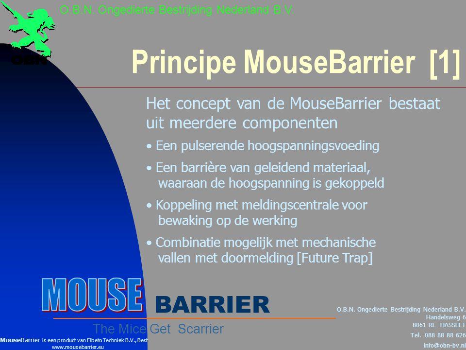 Principe MouseBarrier [2] O.B.N.Ongedierte Bestrijding Nederland B.V.