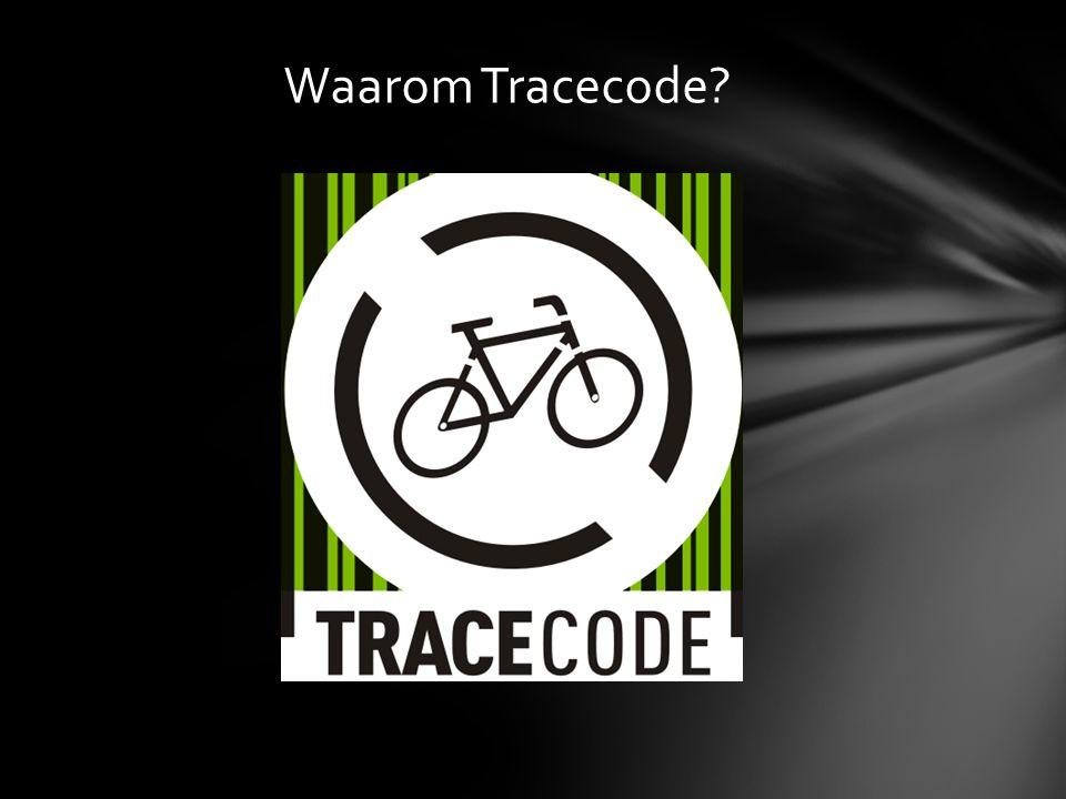 Waarom Tracecode