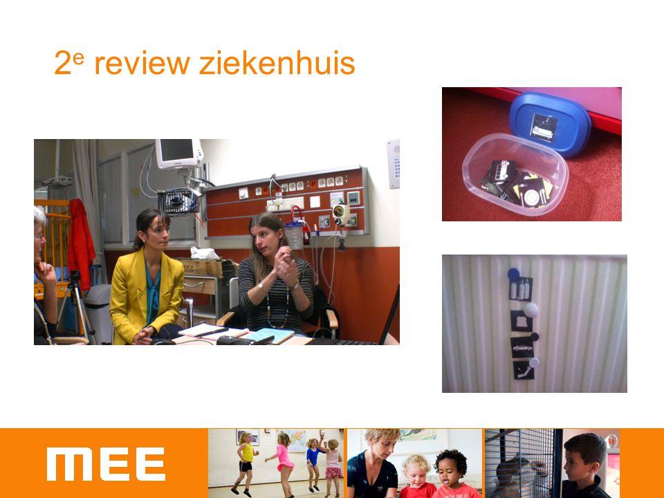 2 e review ziekenhuis