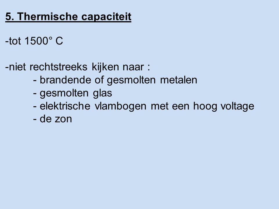 6. Inwendige elektronica  max. 71°C