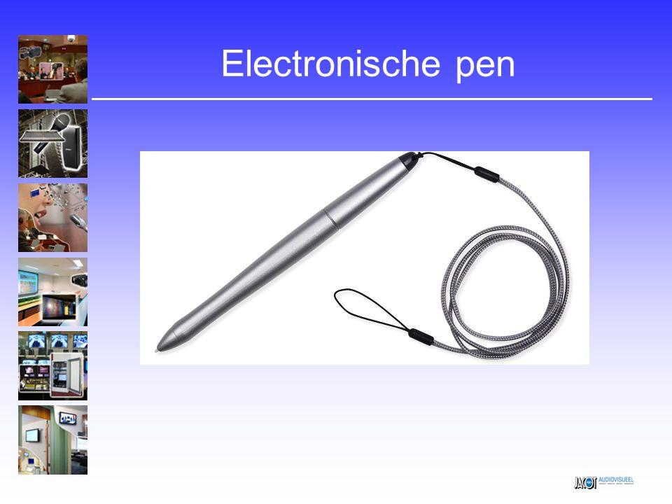 Electronische pen