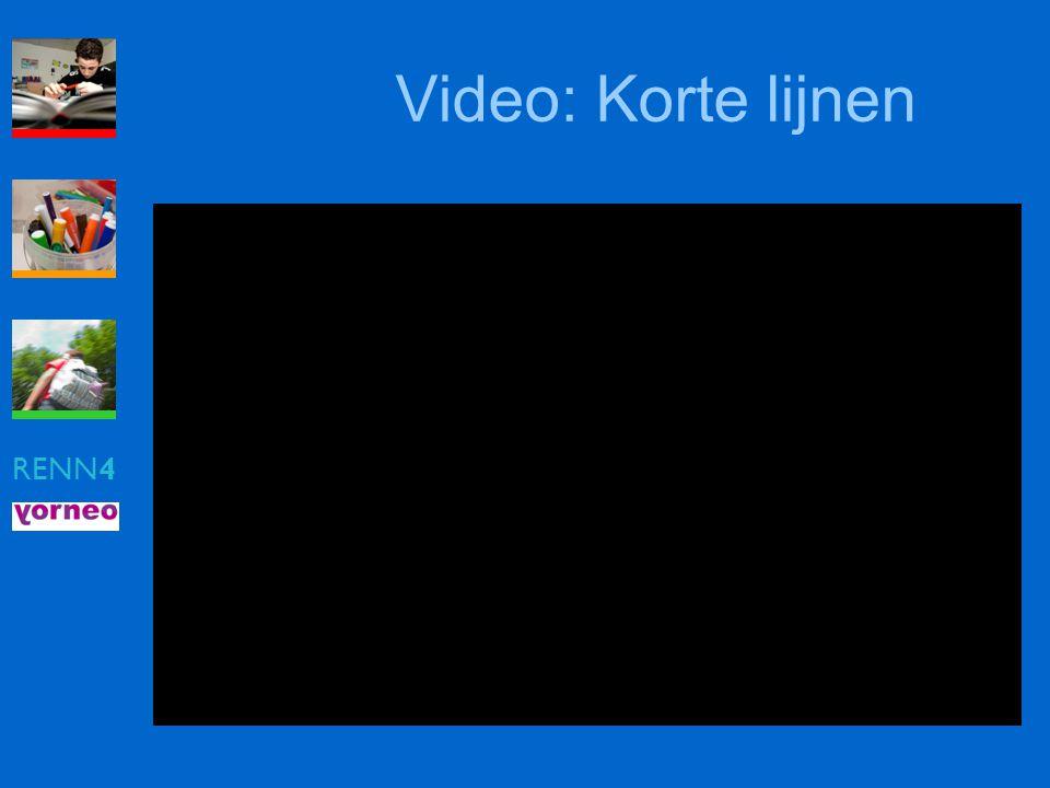 RENN4 Video: Korte lijnen