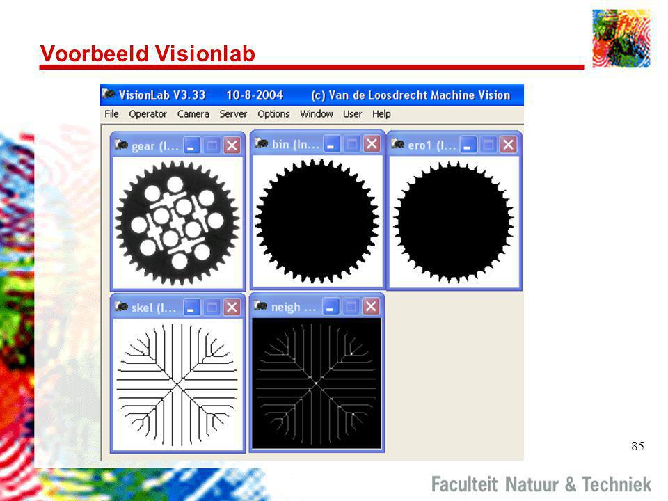 85 Voorbeeld Visionlab