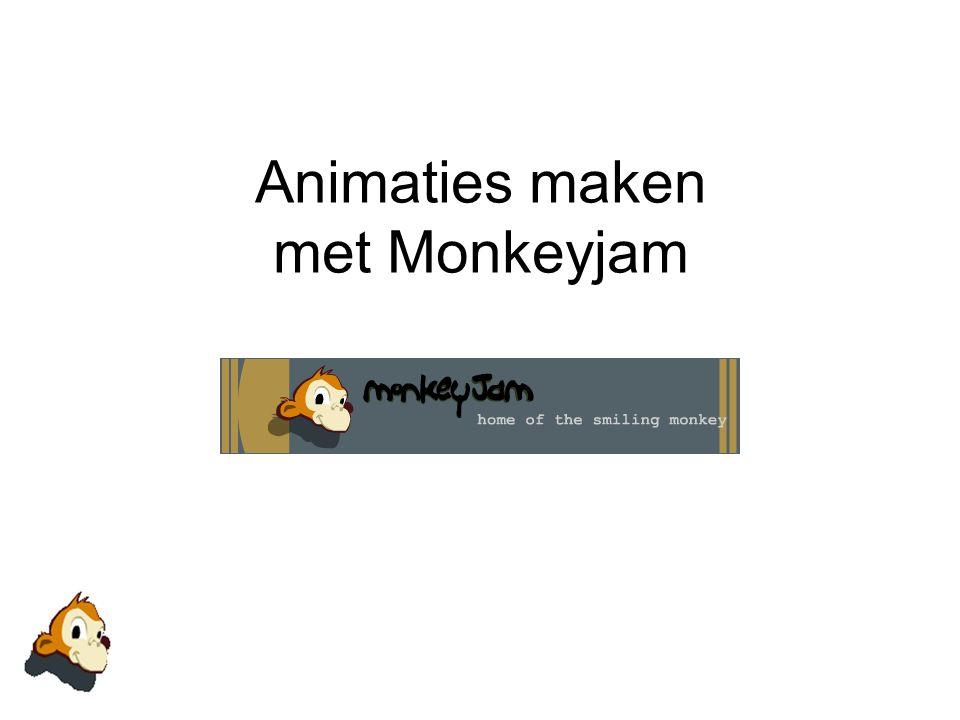 Animatie maken