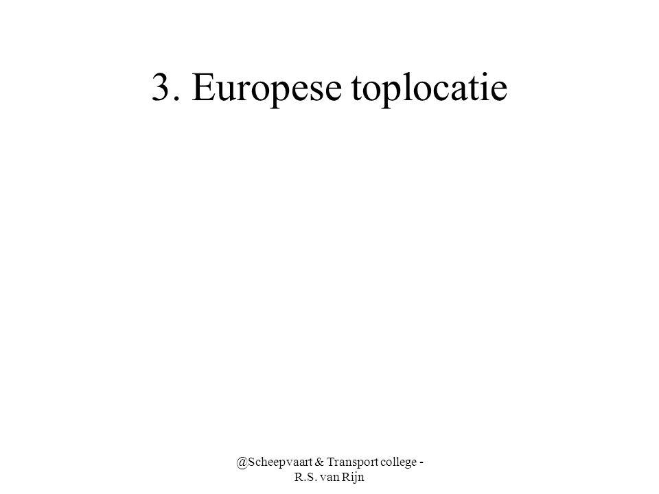 3. Europese toplocatie