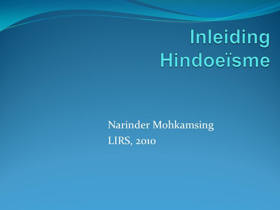 Narinder Mohkamsing LIRS, 2010