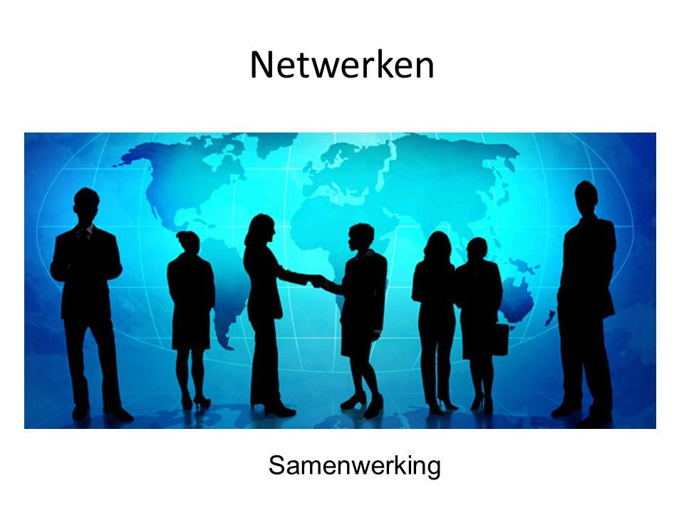 Netwerken Samenwerking