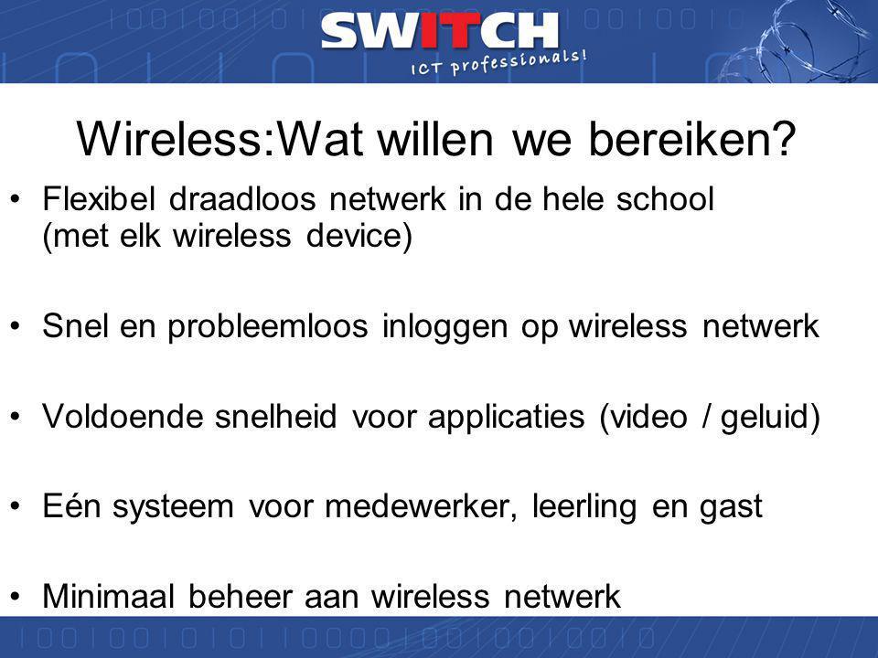 Waarom kiezen voor een iPad .  Voorzien van een professionele 5 GHz wireless Wifi !!.
