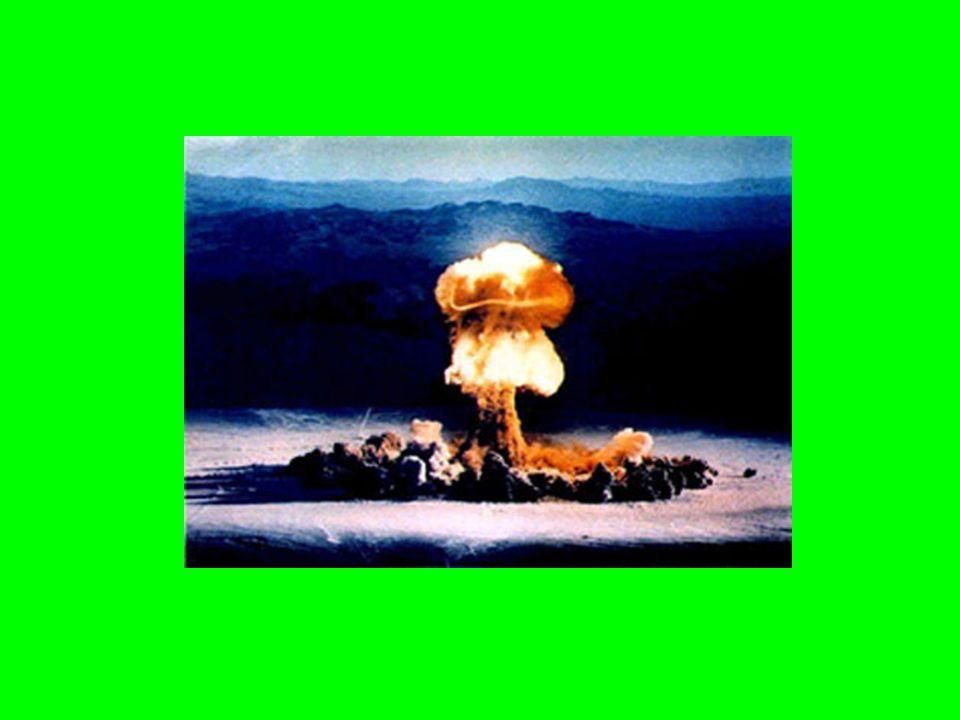 •Hirosjima en Nagasaki: 7 en 9 aug. 1945 (OHP) •Bewapeningswedloop (OHP) •Wapenbeheersing? (OHP)