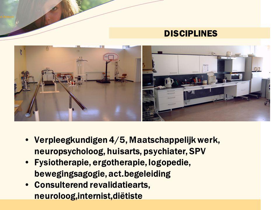 Contactnetwerk bijeenkomst 22 april 2010 GGZ Oost BrabantContactnetwerkbijeenkomst 22 april 2010 GGZ Oost Brabant DISCIPLINES •Verpleegkundigen 4/5, M