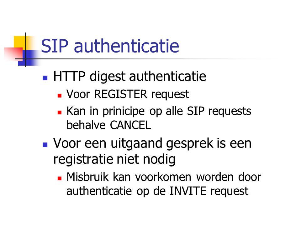 SIP routering (2)  Hoe vindt een SIP endpoint de eerste proxy.