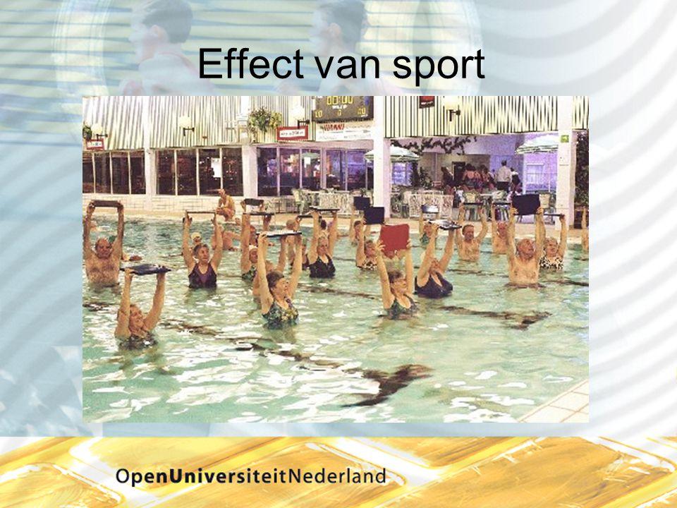 Effect van sport