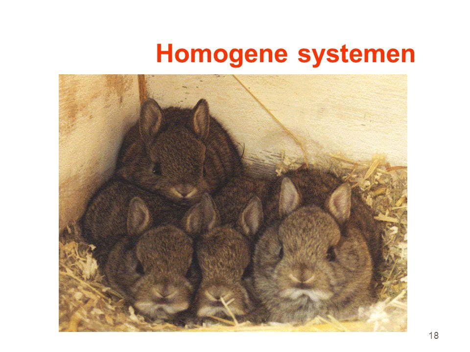 18 Homogene systemen