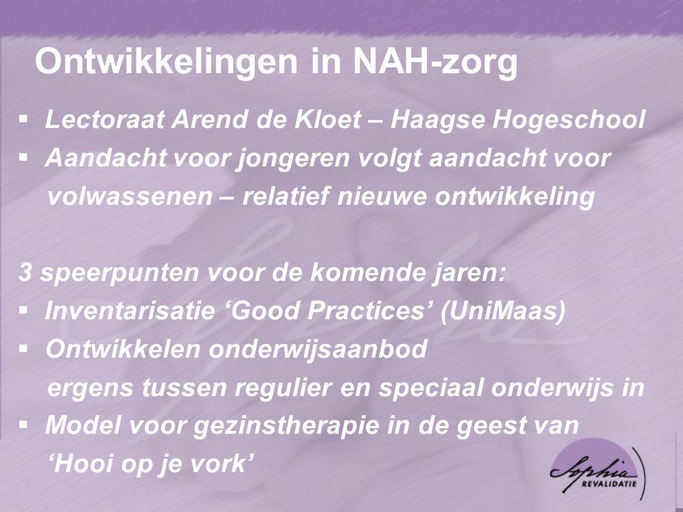 Ervaringen Arend de Kloet met NAH-gespreksgroep 16-24 jaar  Jongeren uitermate onzeker: wat ben ik waard voor een partner.