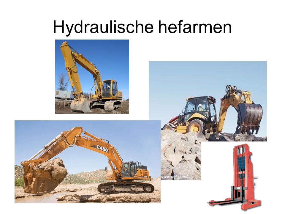 Hydraulische hefarmen