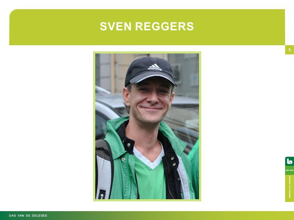 SVEN REGGERS DAG VAN DE DELEGEE 5